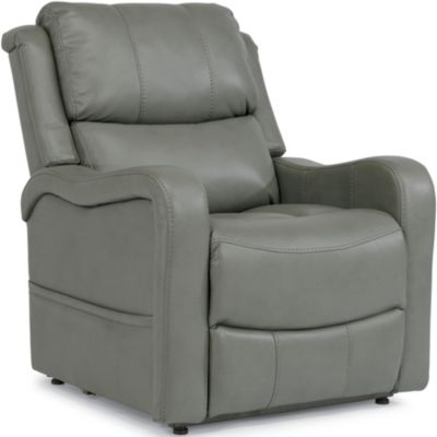 Flexsteel Bailey Gray Lift Recliner