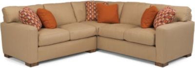 Flexsteel Bryant 2-Piece Sectional