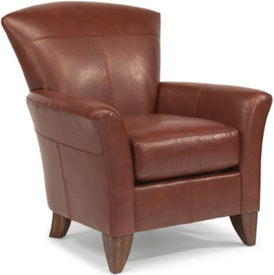 Flexsteel Jupiter Copper Accent Chair