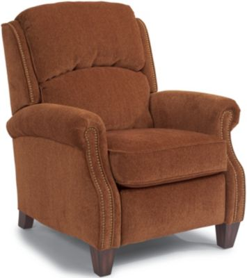 Flexsteel Westside Copper Press-Back Recliner