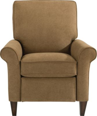 Flexsteel Westside Tan Press-Back Recliner