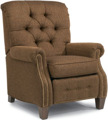Flexsteel Champion Brown Power Recliner