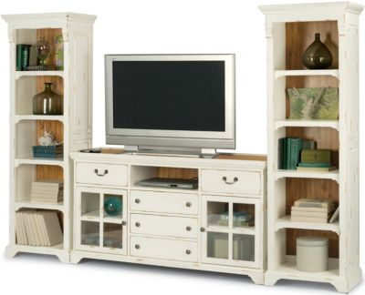 Flexsteel Cottage Grove Entertainment Center