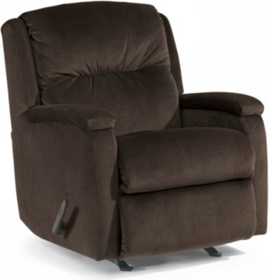 Flexsteel Kayla Brown Wall Recliner