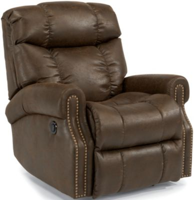 Flexsteel Morrison Power Rocker Recliner