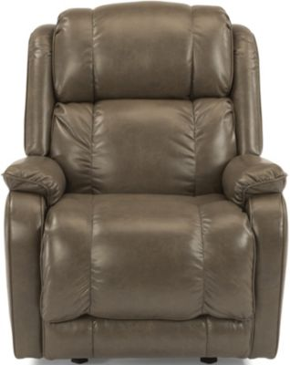 Flexsteel Marcus Slate Power Rocker Recliner