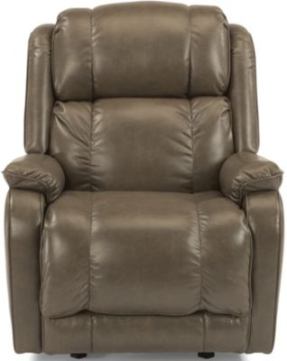 Flexsteel Marcus Slate Power Wall Recliner