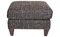 Flexsteel Christine Gray Ottoman