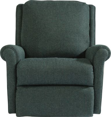 Flexsteel Macy Blue Rocker Recliner