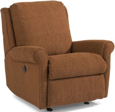 Flexsteel Macy Copper Power Wall Recliner