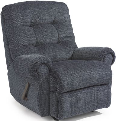 Flexsteel Torrence Blue Wall Recliner