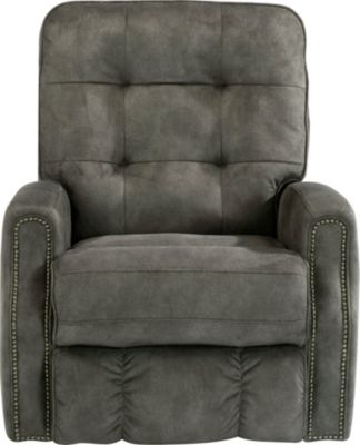 Flexsteel Devon Gray Wall Recliner