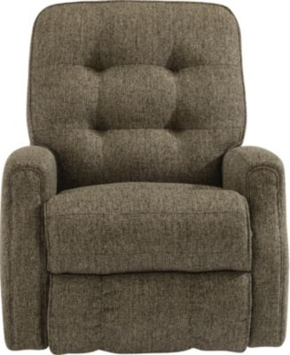 Flexsteel Devon Slate Power Rocker Recliner