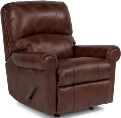 Flexsteel Markham Leather Wall Recliner