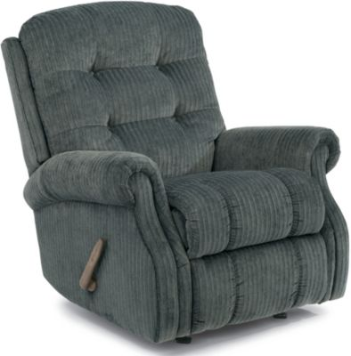 Flexsteel Mackenzi Blue Wall Recliner