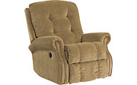 Flexsteel Mackenzi Beige Power Wall Recliner