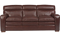 Flexsteel Bixby Leather Sofa