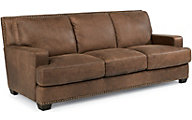 Fremont 100% Leather Sofa