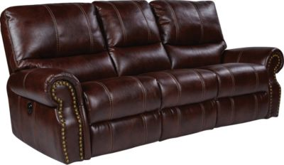 Flexsteel Carlton Power Reclining Sofa