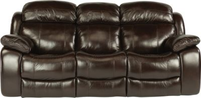 Flexsteel Como Leather Power Reclining Sofa