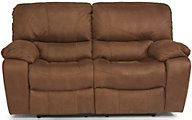 Flexsteel Grandview Reclining Loveseat