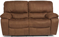 Flexsteel Grandview Power Reclining Loveseat