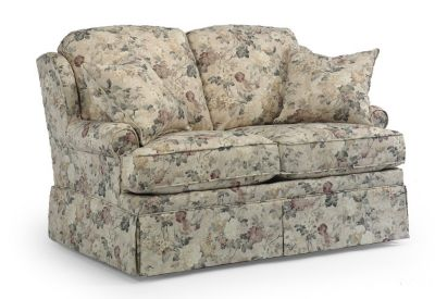 Flexsteel Danville Rocking Loveseat