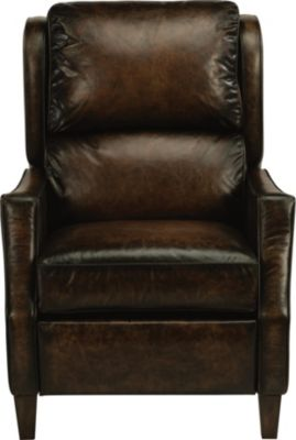 Flexsteel Ethan 100 Leather Recliner Homemakers Furniture