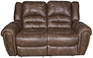 Flexsteel Downtown Reclining Loveseat