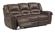 Flexsteel Downtown Double Reclining Sofa