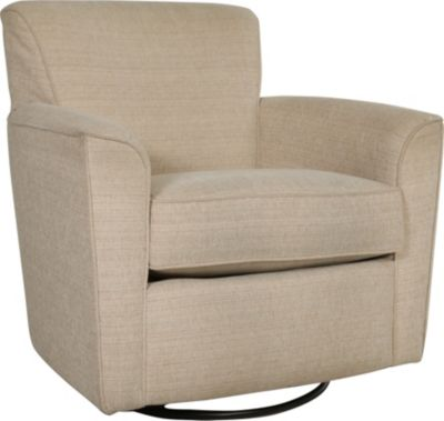 Flexsteel Kingman Swivel Glider