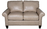Flexsteel Westside 100% Leather Loveseat