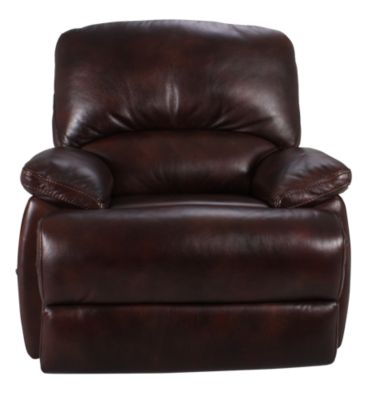 Flexsteel Dylan 100% Leather Rocker Recliner