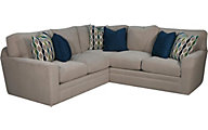 Fairmont Designs Palms Left-Side Loveseat 2-Piece Sectional