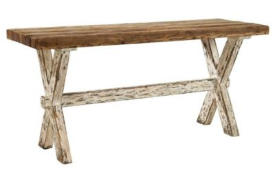 Furniture Classics Cross Chic Counter Table
