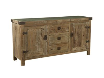 Furniture Classics Graystone Top Buffet