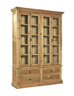 Furniture Classics Natural Old Pine Bookcase