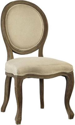 Furniture Classics Spenzia Cream Side Chair