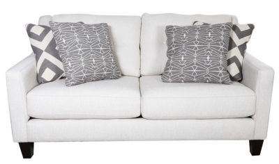 Fusion Sugarshack Glacier Loveseat