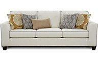 Fusion Sugarshack Glacier Sofa