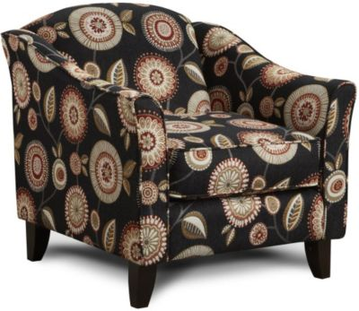 Fusion Seymour Copper Accent Chair