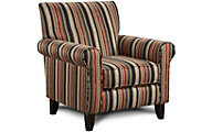 Fusion Serenity Copper Accent Chair
