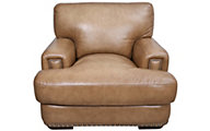 Futura 10047 Collection 100% Leather Chair