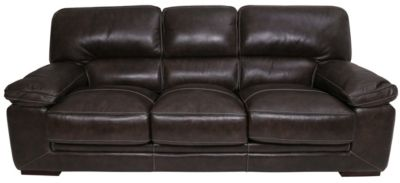 Futura 10105 Collection 100% Leather Sofa