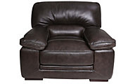 Futura 10105 Collection 100% Leather Chair