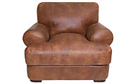 Futura 10106 Collection 100% Leather Chair