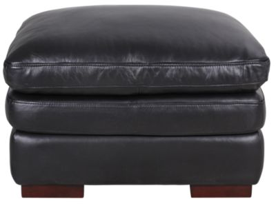 Futura 7221 Collection 100% Leather Ottoman
