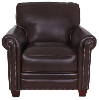 Futura 7888 Collection 100% Leather Chair