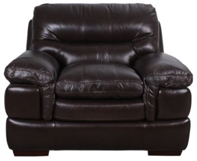 Futura 8316 Collection 100% Leather Chair