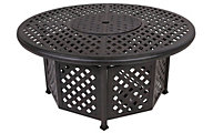 Gather Craft Castle Rock Round Outdoor Fire Pit